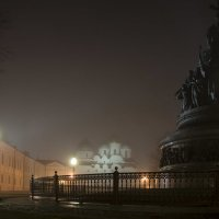 Памятник «Тысячелетия России» ,Софийский собор. :: Ольга Лиманская