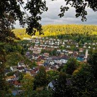 Городок в Черном лесу :: Alex Molodetsky