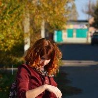 Мари не постановочное фото :: Роза Бара