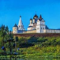 Можайск. Лужецкий монастырь. :: Сергей Ключарёв