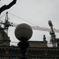 Звёзды экрана - строительные краны!... :: Алекс Аро Аро