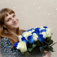 Счастливые глаза. :: Дарья Бурмистрова