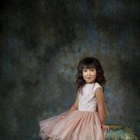 The little princess :: Artemii Smetanin