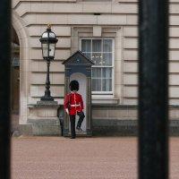 London. Buckingham palace guards :: Павел L