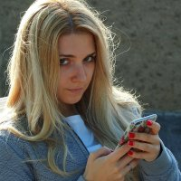 Жили же без мобильников. :: Александр Бабаев