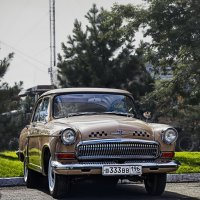 ГАЗ-21 :: Андрей Неуймин