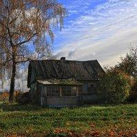 Старый дом :: Татьяна Панчешная