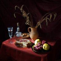 Шарлотка и белое вино :: Дубовцев Евгений