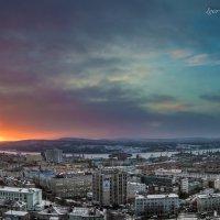 Мурманск с балкона :: 30e30 (Игорь) Васильков