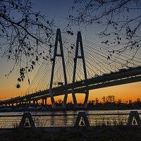 Обуховский мост :: Василий Голод
