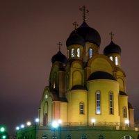 Храм Сергия Радонежского. :: Геннадий