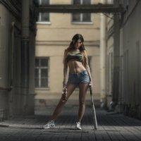 Питерские дворики. :: Андрей Гаврилов