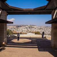 Вид на арабскую деревню.Иерусалим. :: Alla S.