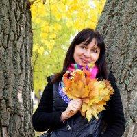 Осень в парке :: Алина