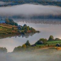 Мыс на озере :: Фёдор. Лашков