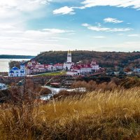 Свято-Богородичный Казанский мужской монастырь, с. Винновка :: Олег Архипов