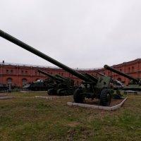 Музей российского оружия.. главное размер..)) :: tipchik