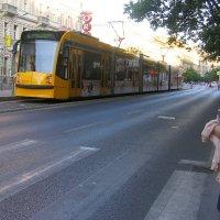 Будапешт. 53,9 метра трамвая. :: tatiana
