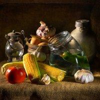 Про огурец и другие овощи :: mrigor59 Седловский
