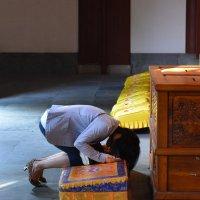 Молитва :: Андрей + Ирина Степановы