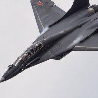 МиГ-29УБ РСК МиГ. :: Дмитрий Бубер