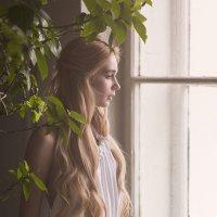 У окна :: Наташа Шамаева