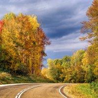 Дорога на Мезмай :: Геннадий Клевцов