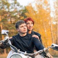 Осень на мото :: Ольга Широковская