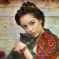 Полина :: Александра Чимишлиу