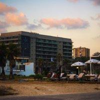 Пляж - Вечер - Ашдод :: Aleks Ben Israel