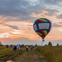 Фестиваль воздушных шаров. Переславль-Залесский :: Vladislav Gushin