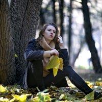 """Анна. из альбома """"логика листьев"""". :: Валерий Чернышов"""