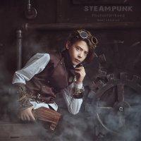 """Проект """"STEAMPUNK"""" :: Ксения Старикова"""