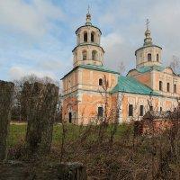 Церковь Иконы Божией Матери Владимирская в Чукавине :: ninell nikitina