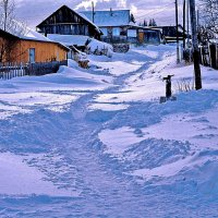морозно :: леонид логинов