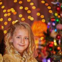 Новогодняя сказка Александры :) :: Кристина Беляева