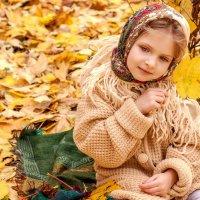 Сашина осень. :: Марина Соколова