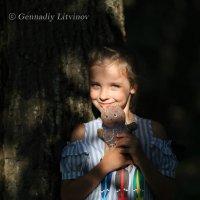В тени задумчивого сада :: Gennadiy Litvinov