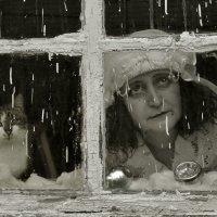 молчи грусть , молчи ... :: Лиана Краснопольская .