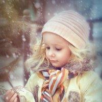 Опять снег :: Ольга