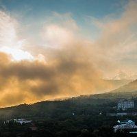 Солнечный взрыв :: Ruslan