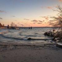 берег Обского моря :: cfysx