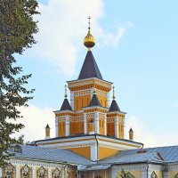 Храм Всем Скорбящим радость :: Nikolay Monahov