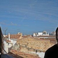 Прогулки  по  крышам Пальма де  Майёрка. :: Виталий Селиванов