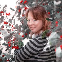 Осенне-ягодное :: Елена Антропова