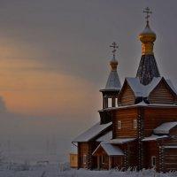 Храм Святителя Луки. Норильск. :: Витас Бенета