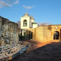 Изборская крепость :: Laryan1