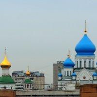 Москва. Николо-Перервинский монастырь. :: Александр Качалин
