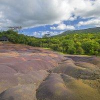Многоцветные пески Шамарель :: Сергей Фомичев