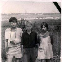 Далёкие семидесятые... :: Сергей Порфирьев